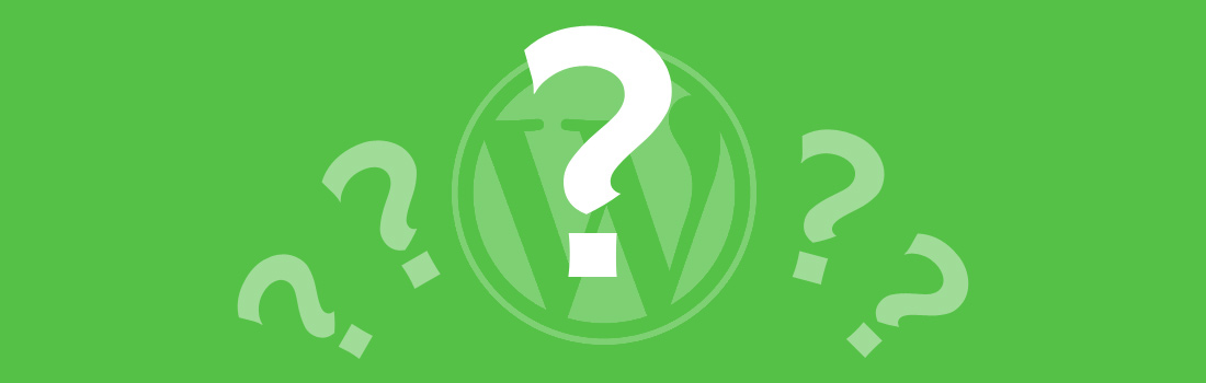 One off wordpress help